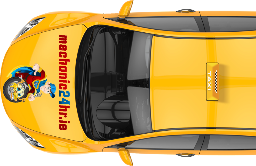 taxi advert mechanic 24hr